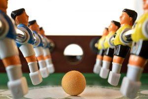 Fachvorträge über Datenqualität und gewinnbringendes Kickern
