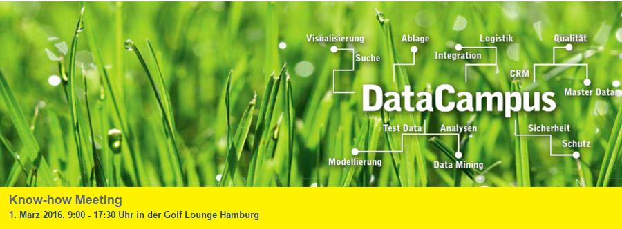 Aufruf zur Teilnahme! KnowHow-Meeting zum Thema Datenqualität in Hamburg