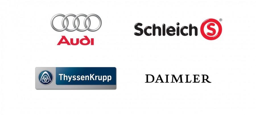 Logos MDM Unternehmen