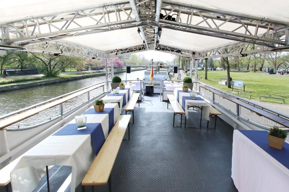 Networking Space auf der Ruhr