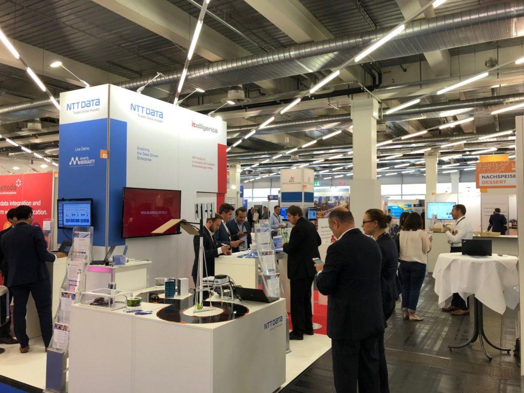 Impressionen von der TDWI Messe in München innoscale DataRocket