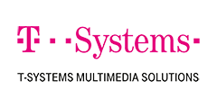 Logo der T-Systems Multimedia Solutions
