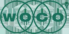 Logo der Woco Industrietechnik GmbH