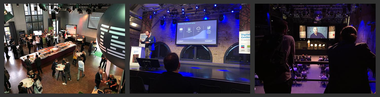 Eindrücke von der Digital Retail Conference