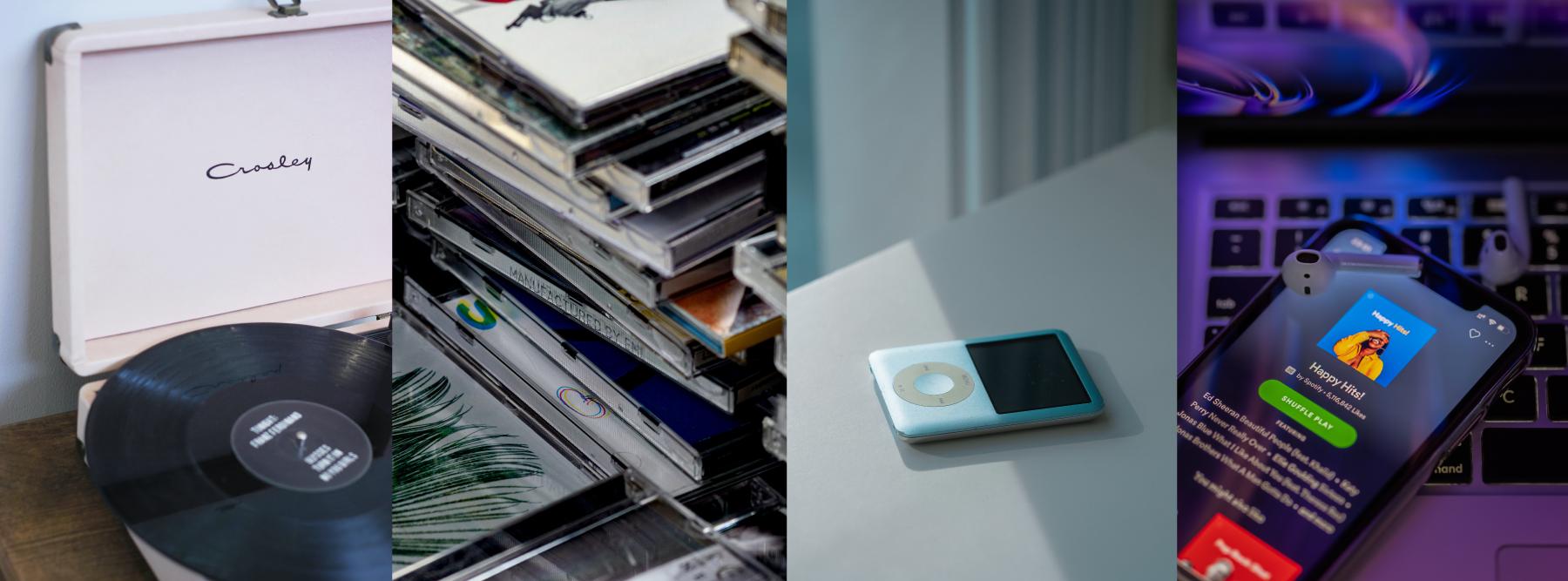 Was uns Musik über die digitale Transformation verrät